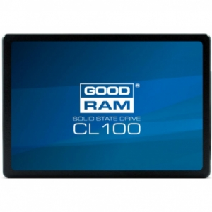 Накопичувач SSD 120GB GOODRAM CL100 (SSDPR-CL100-120) 2,5""